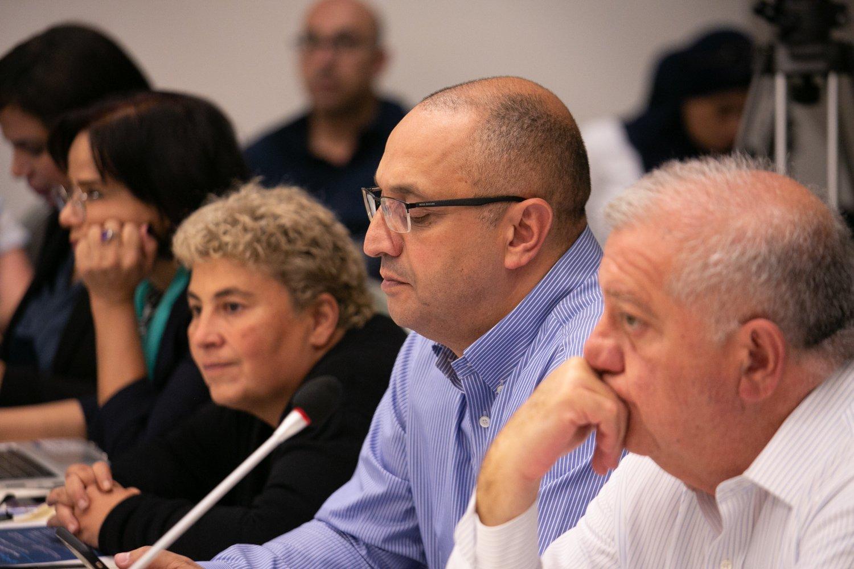العنف في المجتمع العربي، أسبابه، والحلول لمكافحته؟ .. يوم دراسي في الناصرة-176