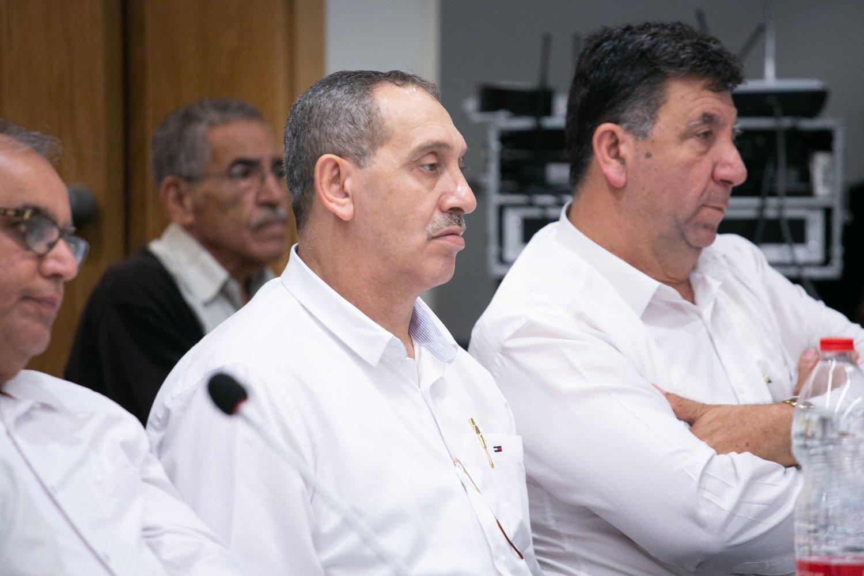 العنف في المجتمع العربي، أسبابه، والحلول لمكافحته؟ .. يوم دراسي في الناصرة-184