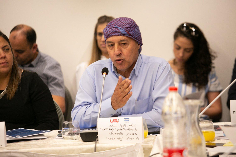 العنف في المجتمع العربي، أسبابه، والحلول لمكافحته؟ .. يوم دراسي في الناصرة-204