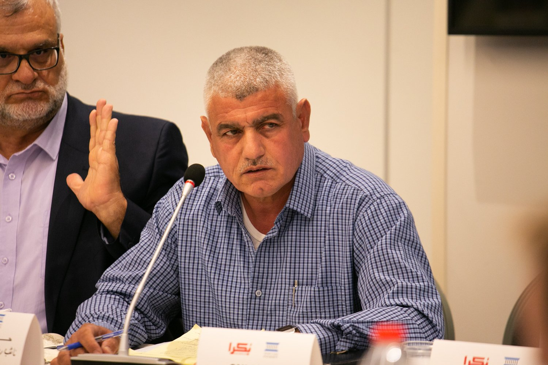 العنف في المجتمع العربي، أسبابه، والحلول لمكافحته؟ .. يوم دراسي في الناصرة-210