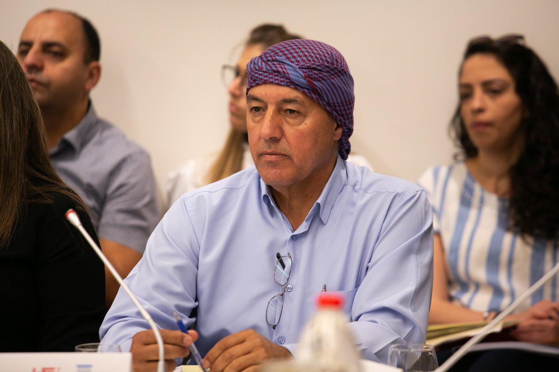 العنف في المجتمع العربي، أسبابه، والحلول لمكافحته؟ .. يوم دراسي في الناصرة-213