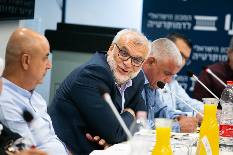العنف في المجتمع العربي، أسبابه، والحلول لمكافحته؟ .. يوم دراسي في الناصرة-214