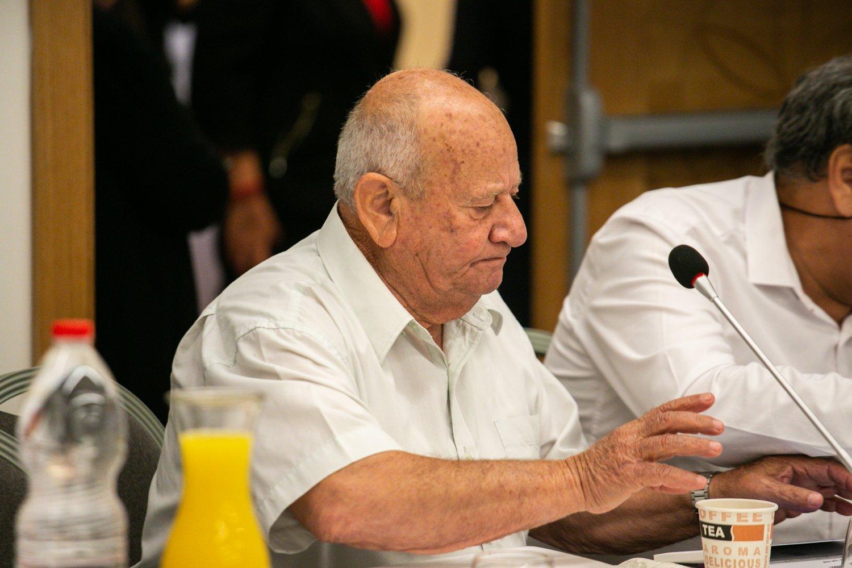 العنف في المجتمع العربي، أسبابه، والحلول لمكافحته؟ .. يوم دراسي في الناصرة-217