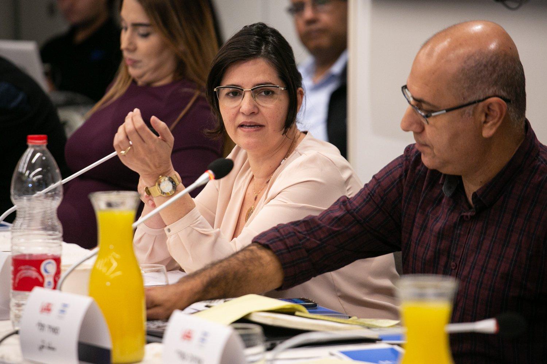 العنف في المجتمع العربي، أسبابه، والحلول لمكافحته؟ .. يوم دراسي في الناصرة-221