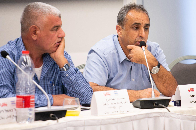 العنف في المجتمع العربي، أسبابه، والحلول لمكافحته؟ .. يوم دراسي في الناصرة-222