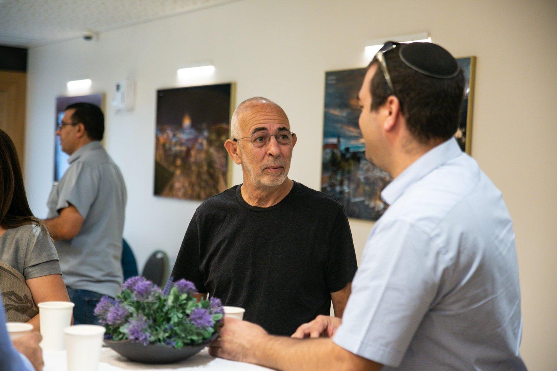 العنف في المجتمع العربي، أسبابه، والحلول لمكافحته؟ .. يوم دراسي في الناصرة-227