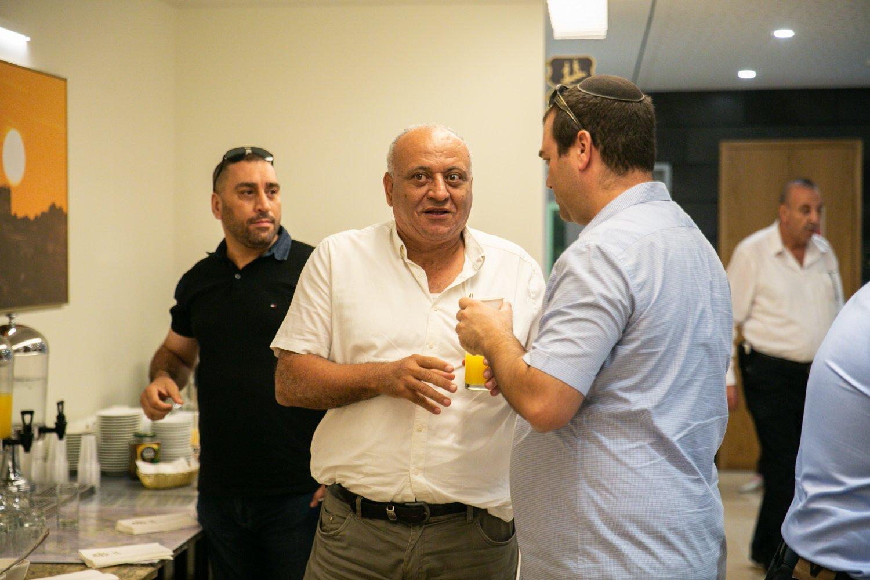 العنف في المجتمع العربي، أسبابه، والحلول لمكافحته؟ .. يوم دراسي في الناصرة-228