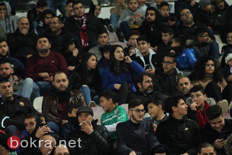 خيبة امل ..الاتحاد السخنيني ينهي مشواره في الكأس بخسارته لهـ تل ابيب (0-3)