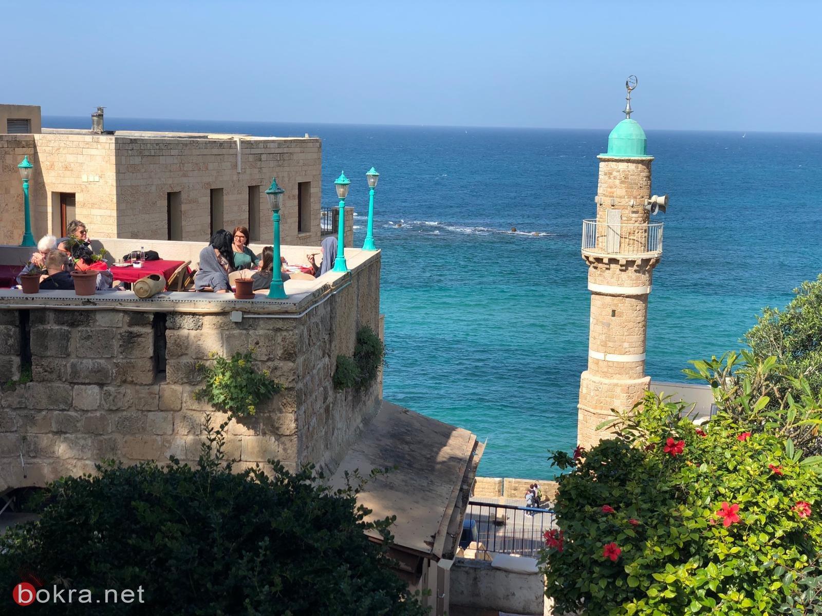 رابطة المهندسين العرب تقوم بجولة مهنية في مدينه يافا
