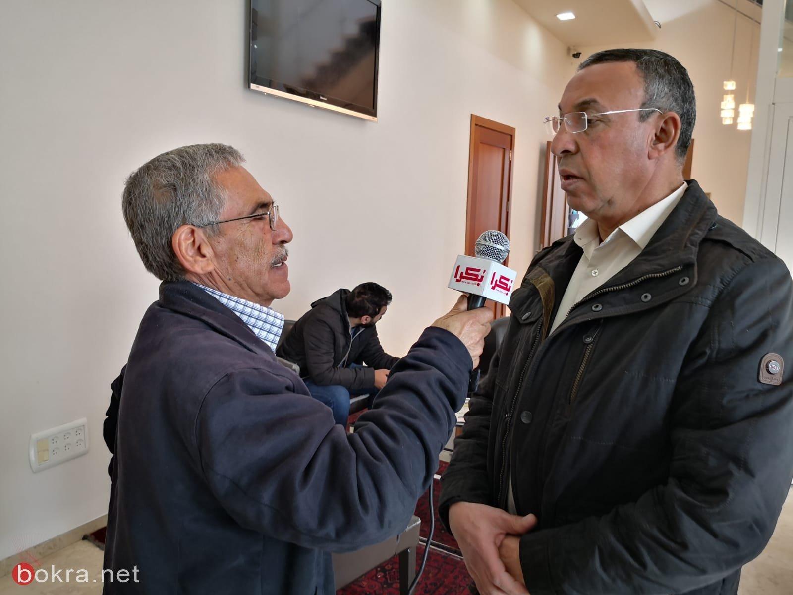 الوزير السابق أشرف العجرمي: بدون وجود اتفاق فلسطيني- إسرائيلي لا يمكن أن يكون هناك صفقة أساسًا!