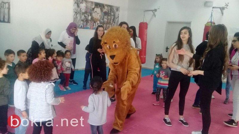 مدرسة الأخوة الشاملة أورط جلبوع تبدع في يوم الأعمال الخيرية بمشاركة الأجداد