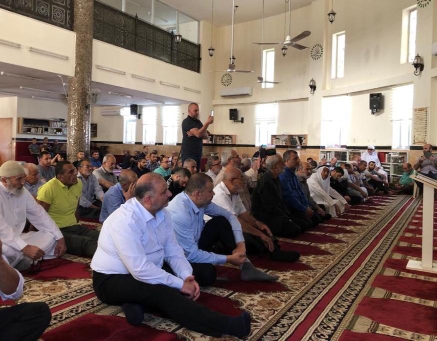 الحركة الإسلامية تحيي الذكرى الثانية لوفاة الشيخ المؤسس عبد الله نمر درويش رحمه الله