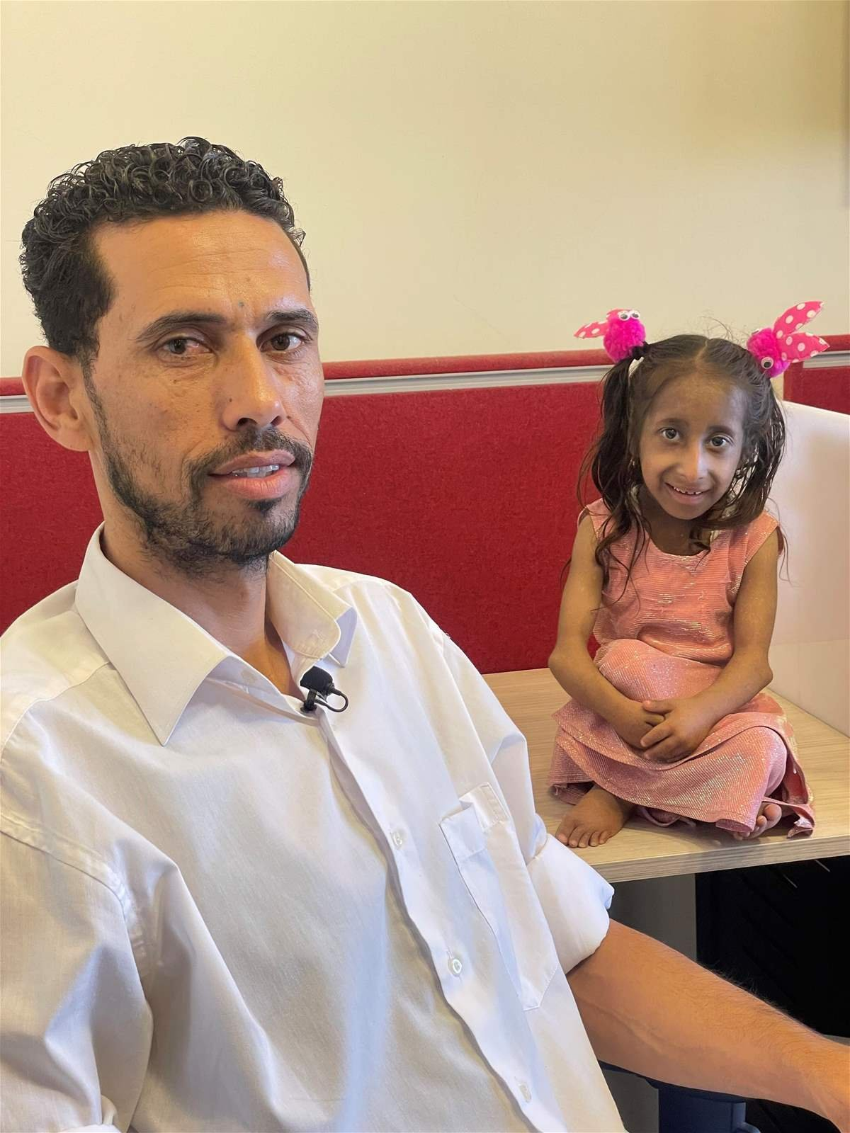 عمرها 11 عاماً ووزنها 5 كيلوغرامات.. تعرّفوا إلى قصة جودي عمرو (صور)