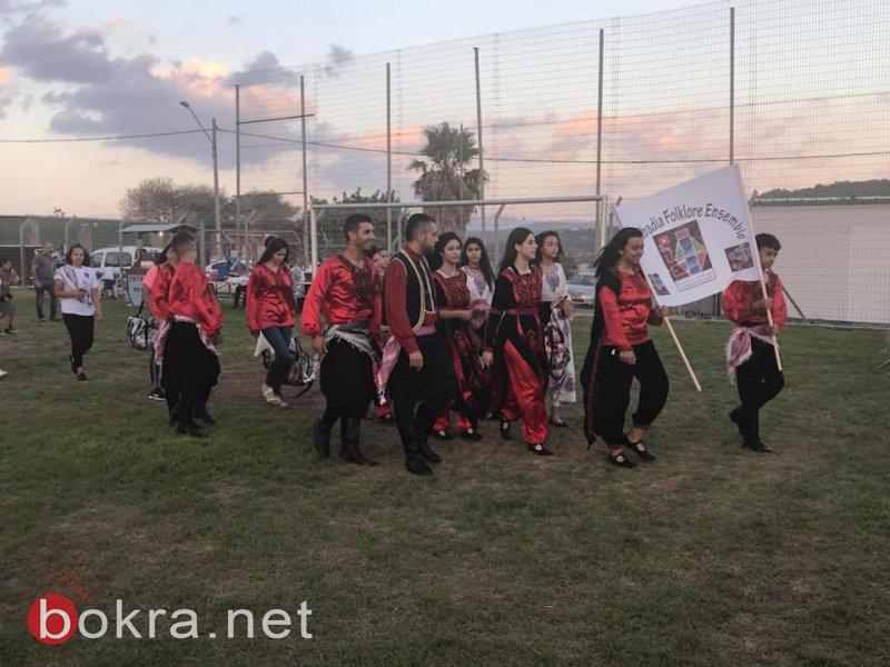 الكعبية: حضور غفير في مهرجان فلكلور الرقص الدولي