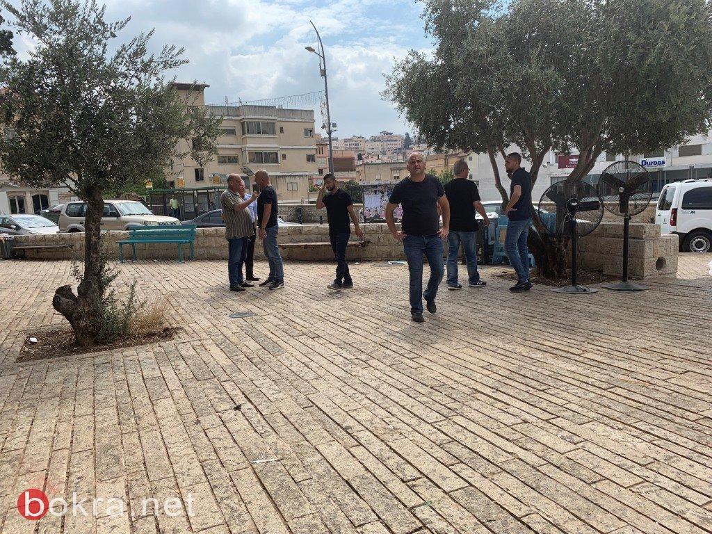 مباشر من الناصرة: استمرار اللقاءات والتغطية الحصرية عبر ستوديو بكرا انتخابات