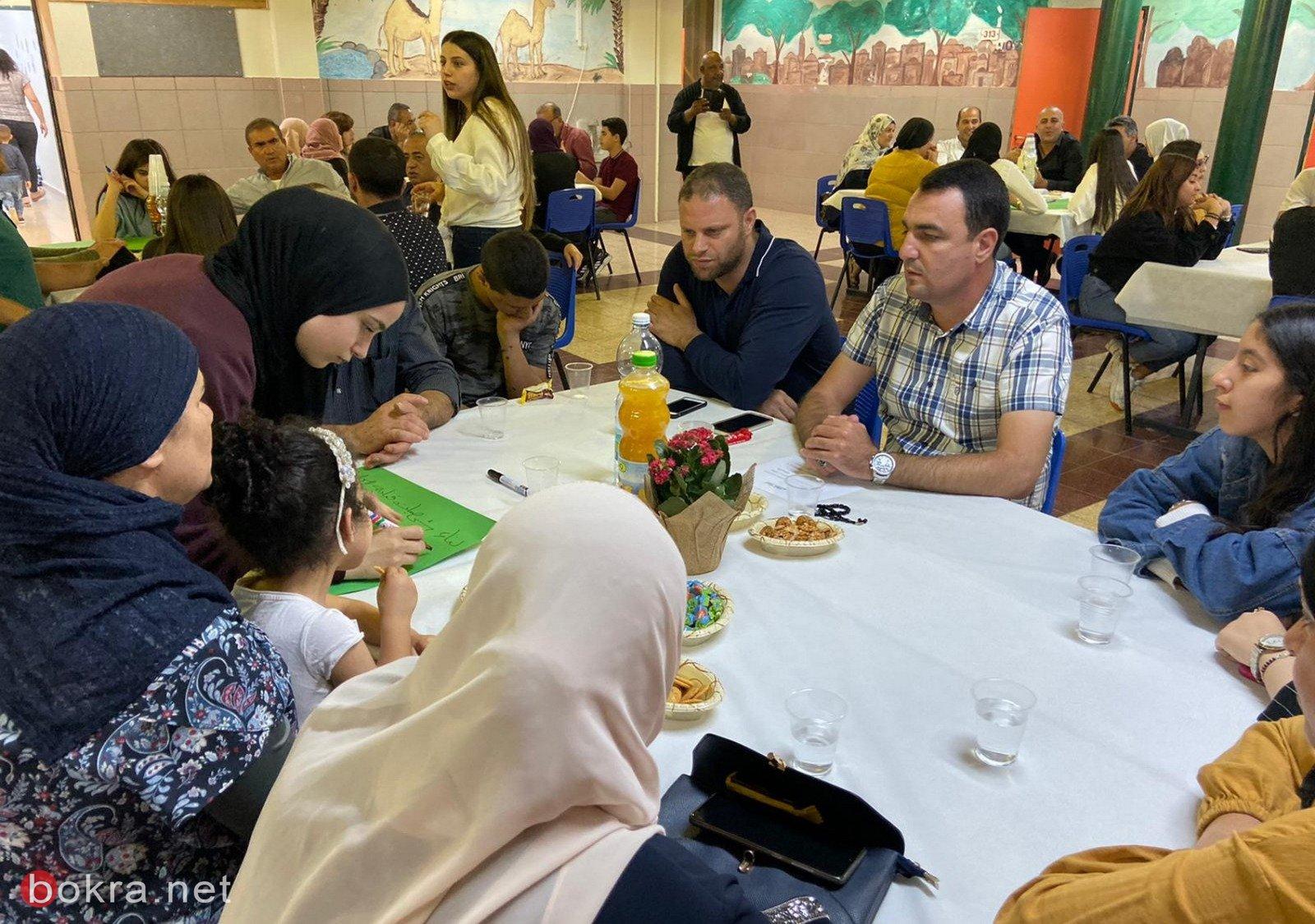في مدرسة الاخوة جلبوع: قيادة محلية شابة جديدة لمستقبل اجمل للمنطقة
