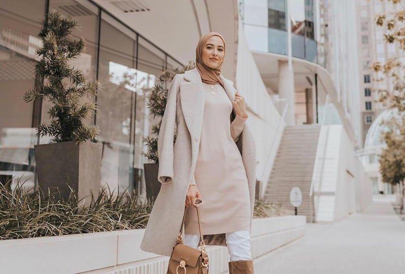 أساسيات لتنسيق البوت الطويل مع الحجاب