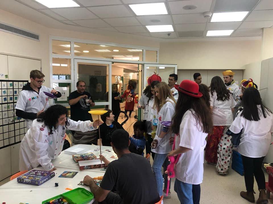 ثانوية كابول : تتويج المشروع التطوعي الطلابي الأول في مركز شنايدر للأطفال