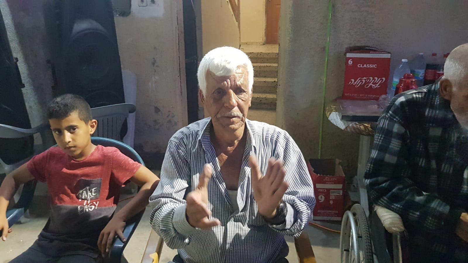 احتفالات تعمّ ام الفحم عشيّة الإفراج عن ظافر فتحي جبارين بعد مكوثه في المعتقل لـ17 عاماً