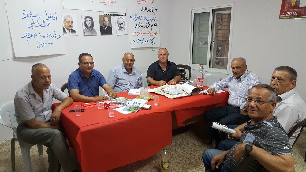 لجنة المبادرة العربية الدرزية ترفع نداء المحافظة وتعزيز مكانة اللغة العربية