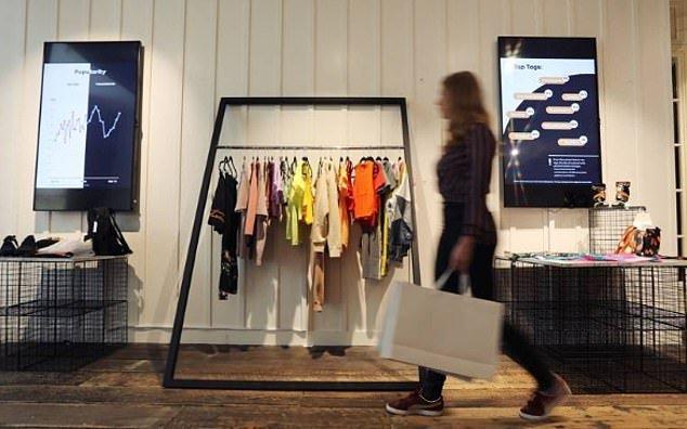 افتتاح أول متجرٍ للأزياء في العالم يعمل بالذكاء الاصطناعي!