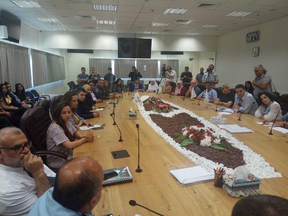 كفر قرع: مؤتمر حول سبل مكافحة العنف في المجتمع العربي بتنظيم مركز السلطات المحلية