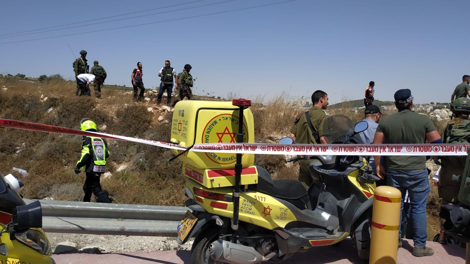 إطلاق نار على فلسطيني بزعم دهس مستوطنين قرب الخليل
