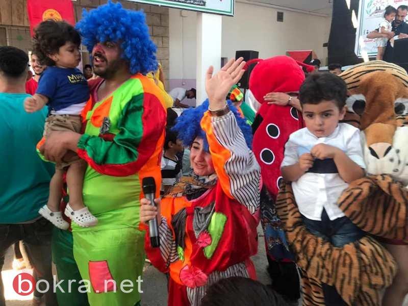 جمعية انماء تشارك في المهرجان الشبابي الدولي السادس والعشرون