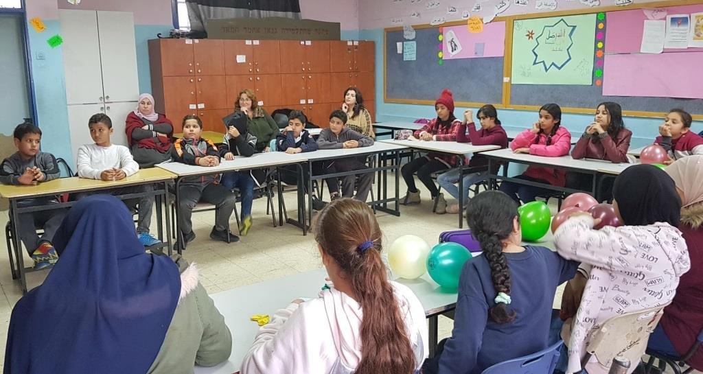 في الجلبوع، مبادرة مميزة لمناهضة ظاهرة العنف .. دورة للطلاب كي يكونوا وسطاء لحل الإشكالات -4