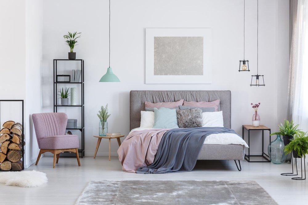 ألوان غرف تساعد على التركيز