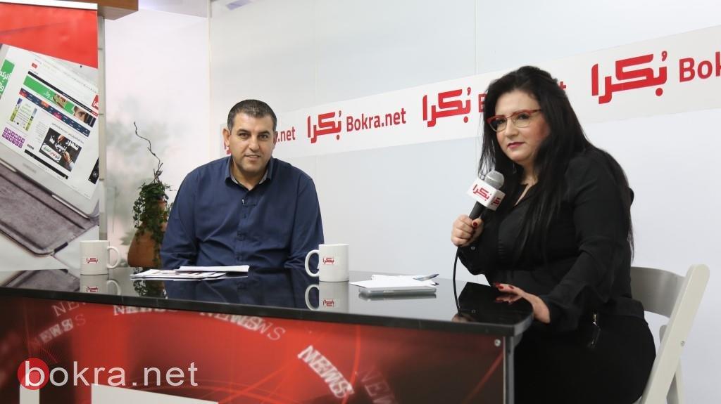 حسام ابو بكر : نحن امام ازمة صحية واقتصادية، ولن يكون هنالك تقصير في دفع المخصصات