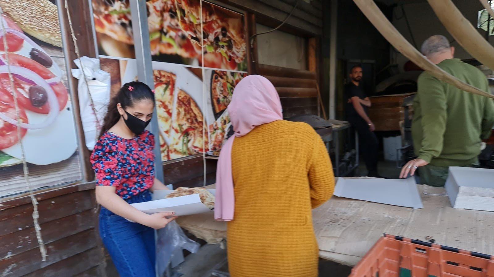 فيديو: أجواء رمضانية مميزة في يوم الخامس من رمضان في ام الفحم