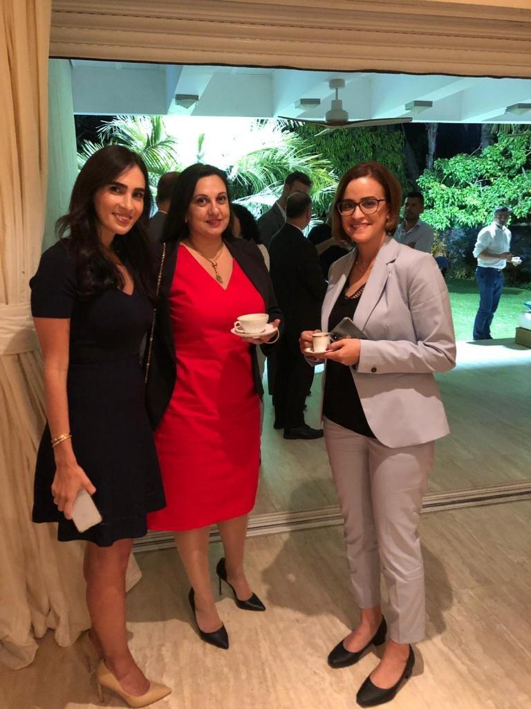 سفير هولندا يستضيف افطار رمضاني على شرف المواطنين العرب