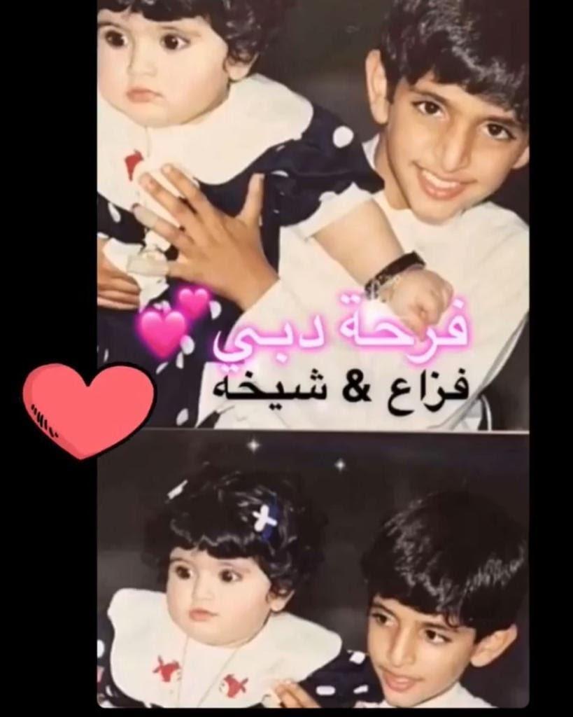 فرحة تعم دبي وعرس لثلاثة من أبناء الشيخ محمد بن راشد بينهم ولي العهد