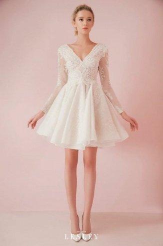 نكشف لكم فستان زفاف نادين نجيم في مسلسل الهيبة... من أي علامة؟