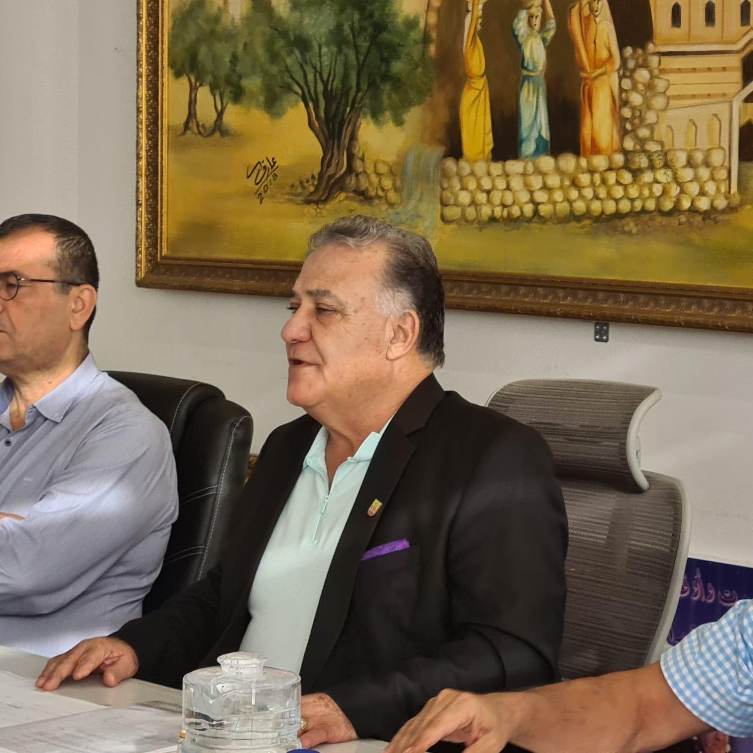 علي سلام يفتتح جلسة بلدية الناصرة بمهاجمة عمليات البيع: عمليات غير نظيفة.. شاهدوا الفيديو