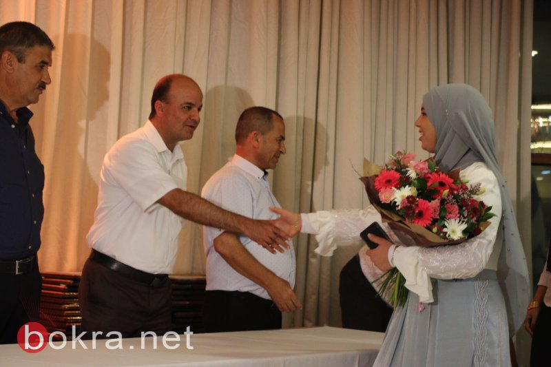 بستان المرج الشاملة تحتفل بتخريج فوج جديد من طلابها