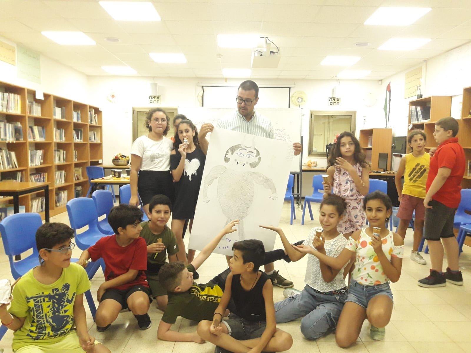 جمعية الثقافة ومدرسة مسار تختتمان مخيم المخلوقات الخرافية للأطفال