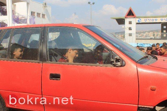 سخنين: اعدادية الحلان تنظم برنامجا تربويا لمنع العنف على الطرقات