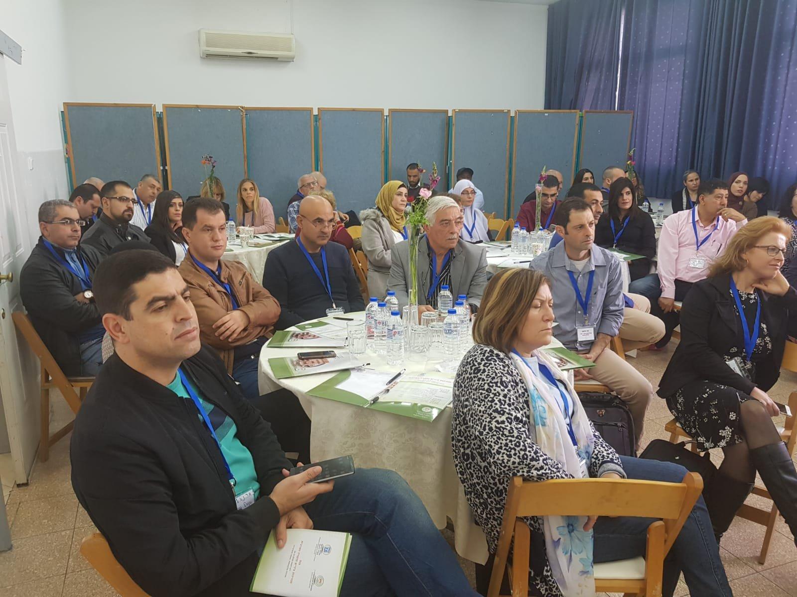 وزارة التّربية : القاسمي تستضيف مؤتمر  لقياديّين في جهاز التّعليم من درجة القيادة الوسطى