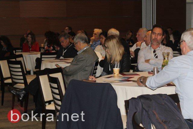 المؤتمر الأول للمنتدى الاقتصادي العربي في تل ابيب يدعم التعددية الاثنية والجندرية