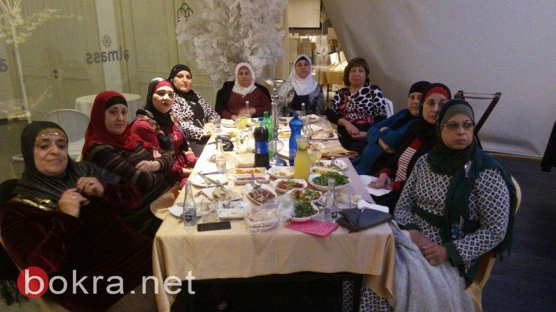محاضرة عن التغذية السليمة للنادي النسائي في عكا-2