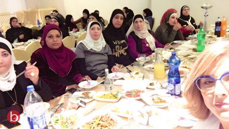 محاضرة عن التغذية السليمة للنادي النسائي في عكا-7