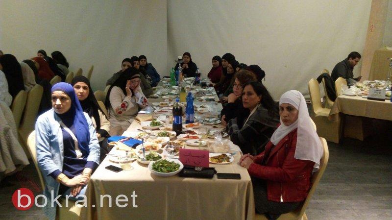 محاضرة عن التغذية السليمة للنادي النسائي في عكا-12