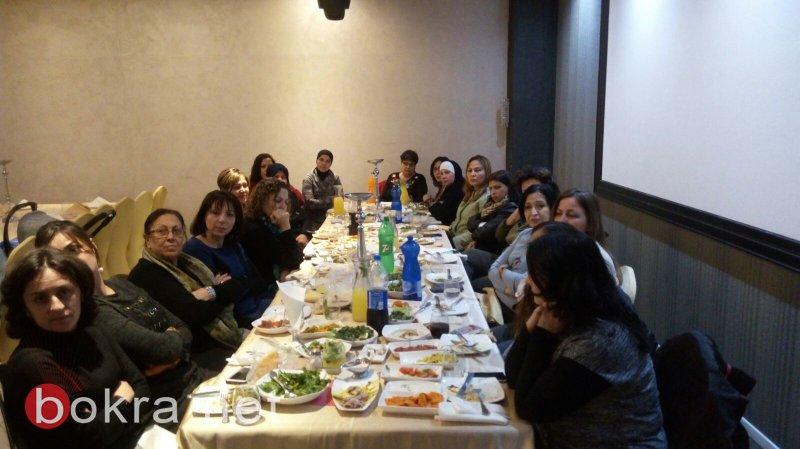 محاضرة عن التغذية السليمة للنادي النسائي في عكا-15