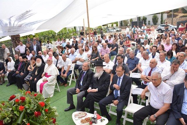 افتتاح وحدة الرنين المغناطيسي في الناصرة