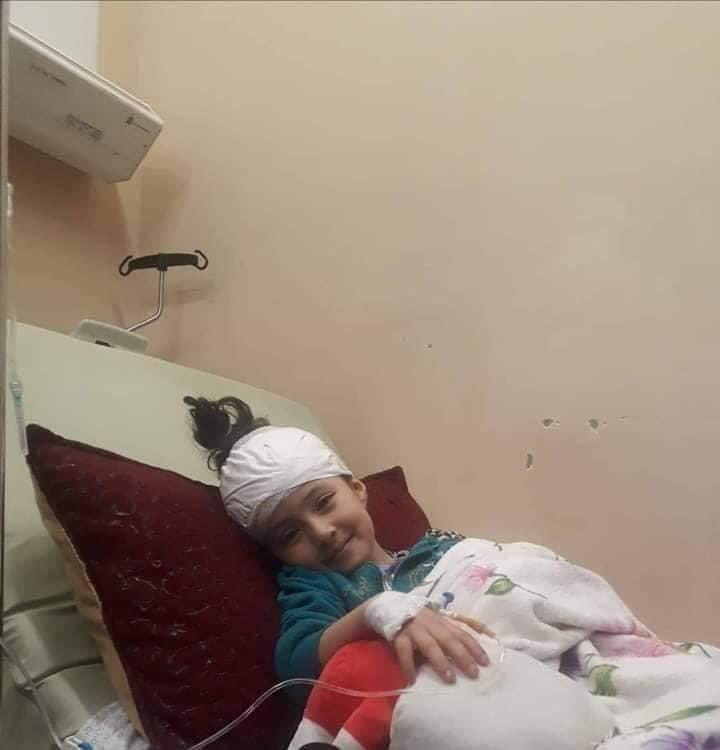 عمة الطفلة عائشة اللولو لـ بكرا: تلقيها العلاج وحيدة بالقدس ساهم في تدهور وضعها الصحي