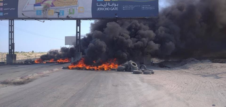 شهيد وعشرات الإصابات خلال مواجهات مع الاحتلال شمال البيرة-3