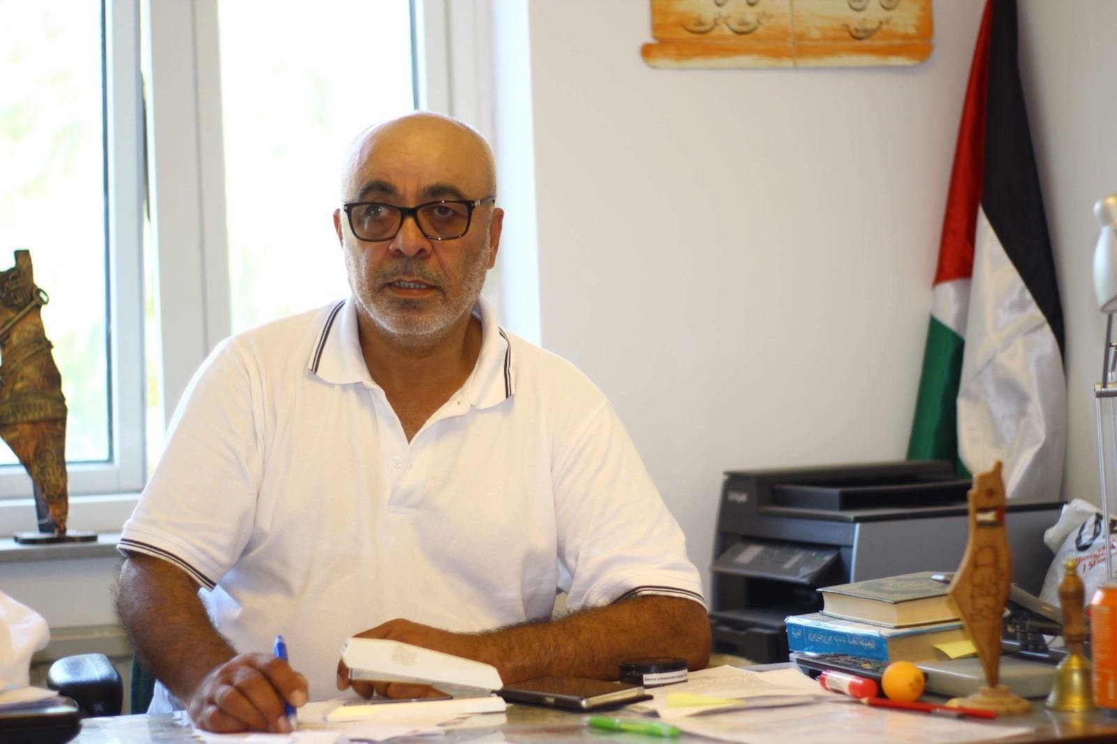 سعيد هدروس... فلسطينيّ مهجّر بطريقه للبرلمان السويديّ-0