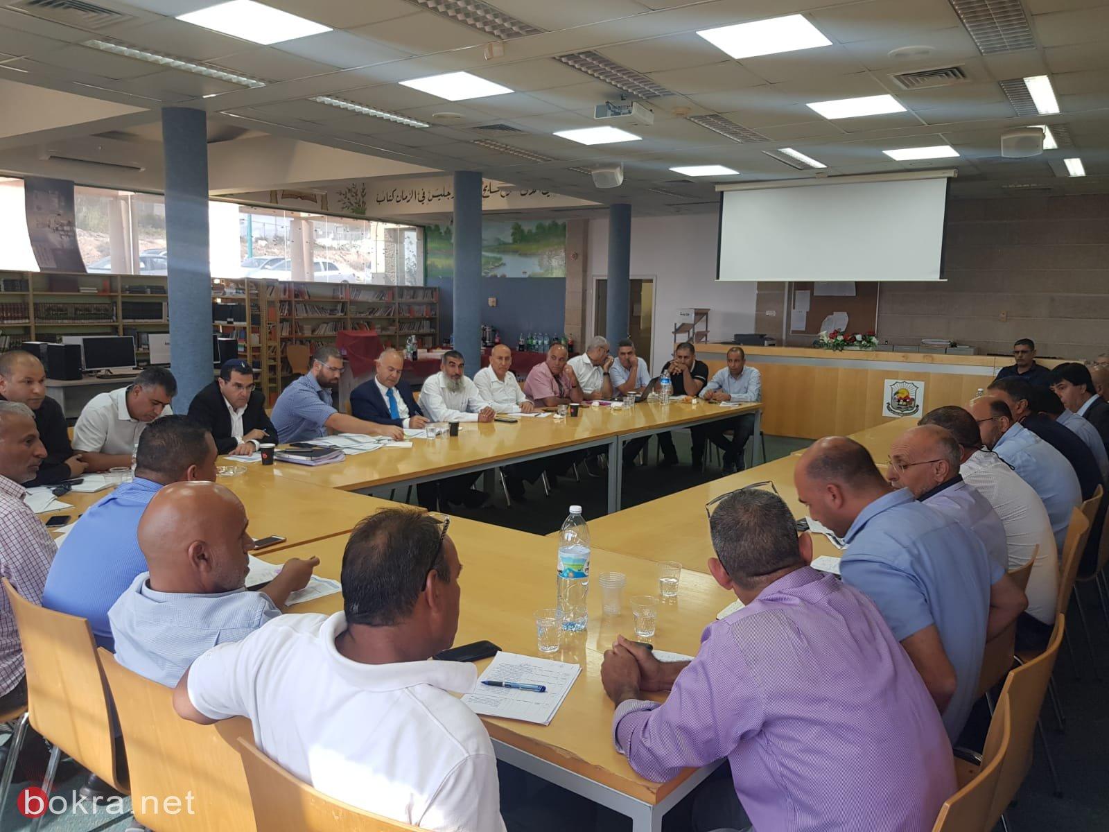 بلدة حورة تستضيف اجتماع مدراء مدارس المراسي الجماهيرية ضمن برنامج تحديات في التربية اللامنهجيّة.